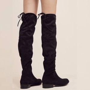 Farylrobin Grove Over-the-Knee Boot in Black